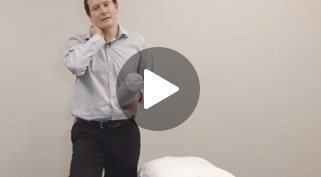 How to Correctly Use the Original Cervical Roll - Relieve Neck Pain While Sleeping
